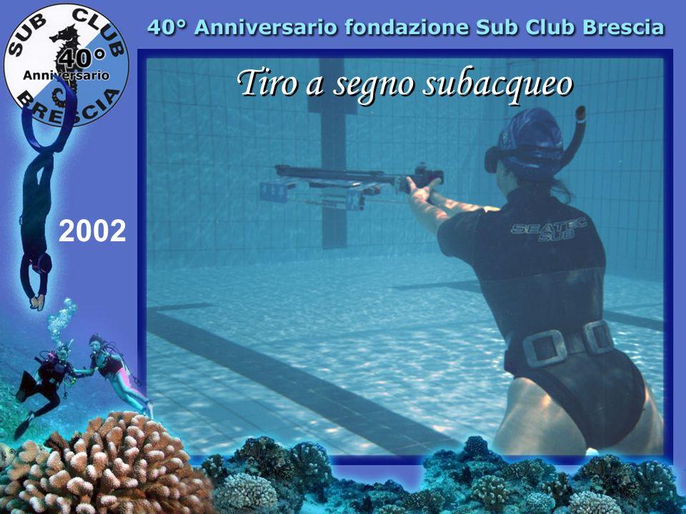2001 Premiazione atleti pesca sub
