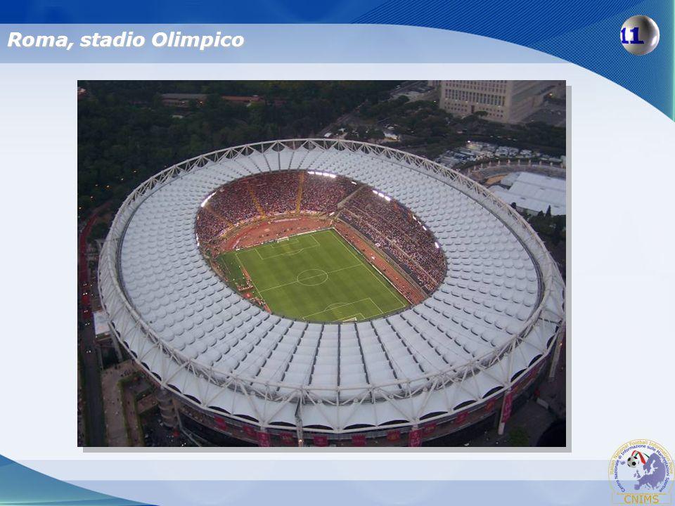 Roma, stadio Olimpico