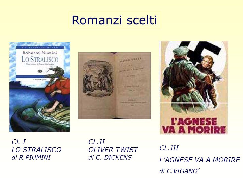 CL.III LAGNESE VA A MORIRE di C.VIGANO Romanzi scelti Cl.