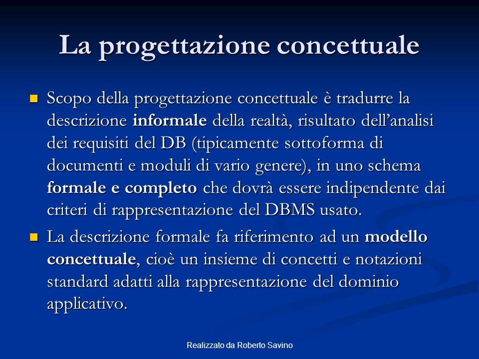 Realizzato da Roberto Savino Associazioni ridondanti dipartimenti docenti corsi afferenza insegnamento appartenenza