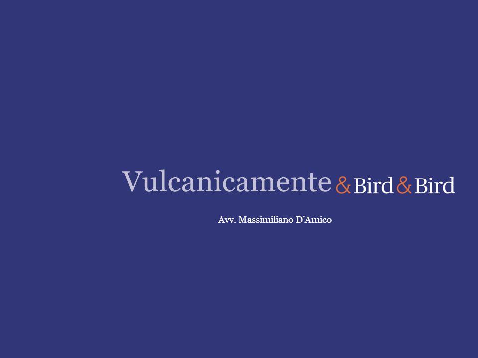 Vulcanicamente Avv. Massimiliano DAmico