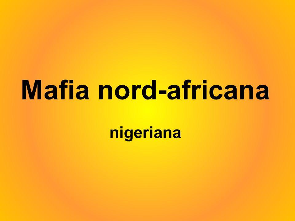 Mafia nord-africana nigeriana