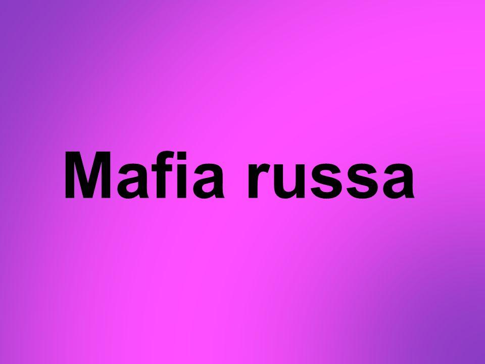 Mafia russa