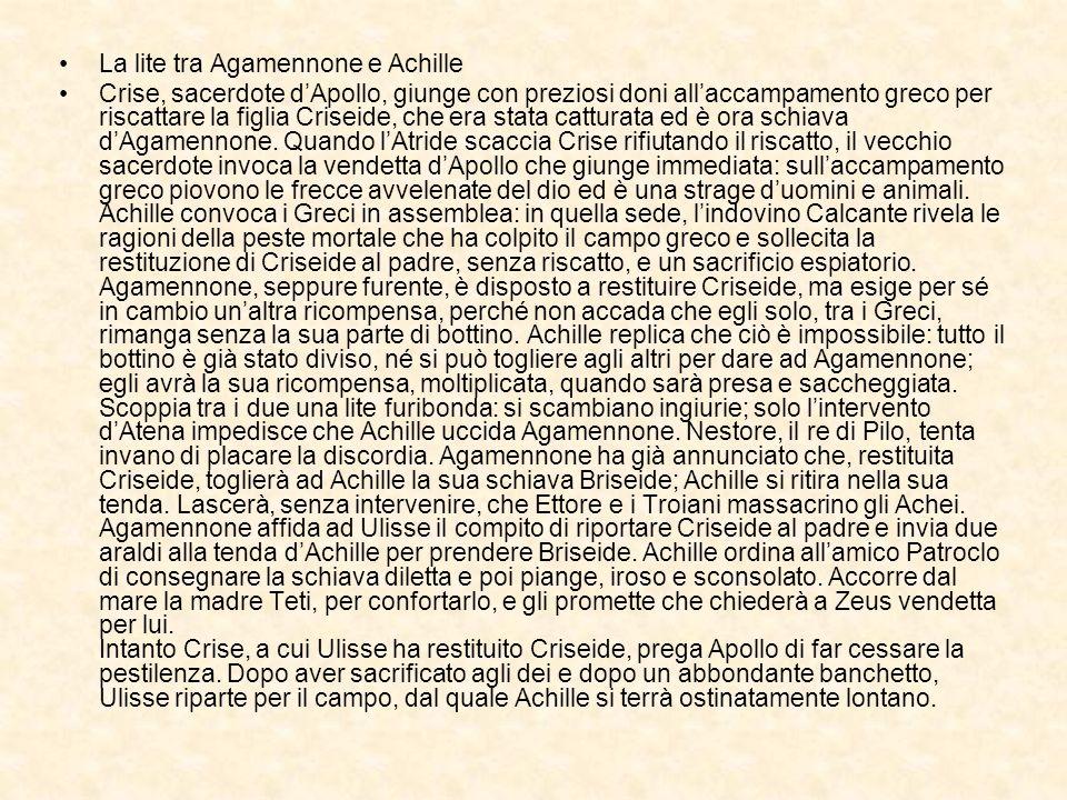 Riferimento nellepica L AVIDITA DI AGAMENNONE: chi è Agamennone? Agamennone, re di Argo e Micene e fratello di Menealo, era il capo della spedizione d