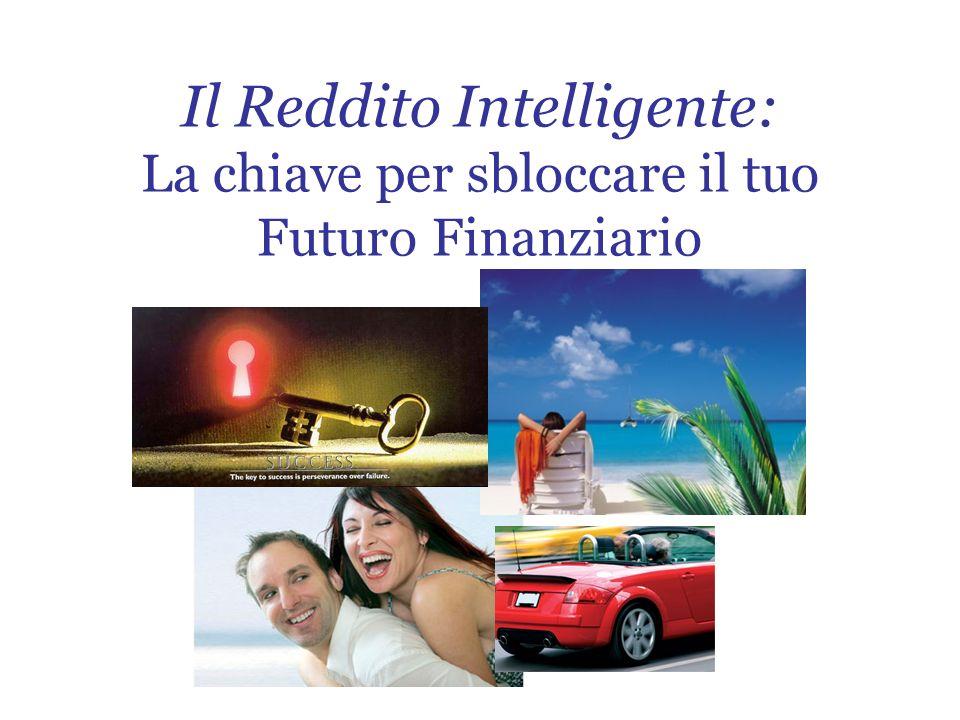 Il Reddito Intelligente: La chiave per sbloccare il tuo Futuro Finanziario