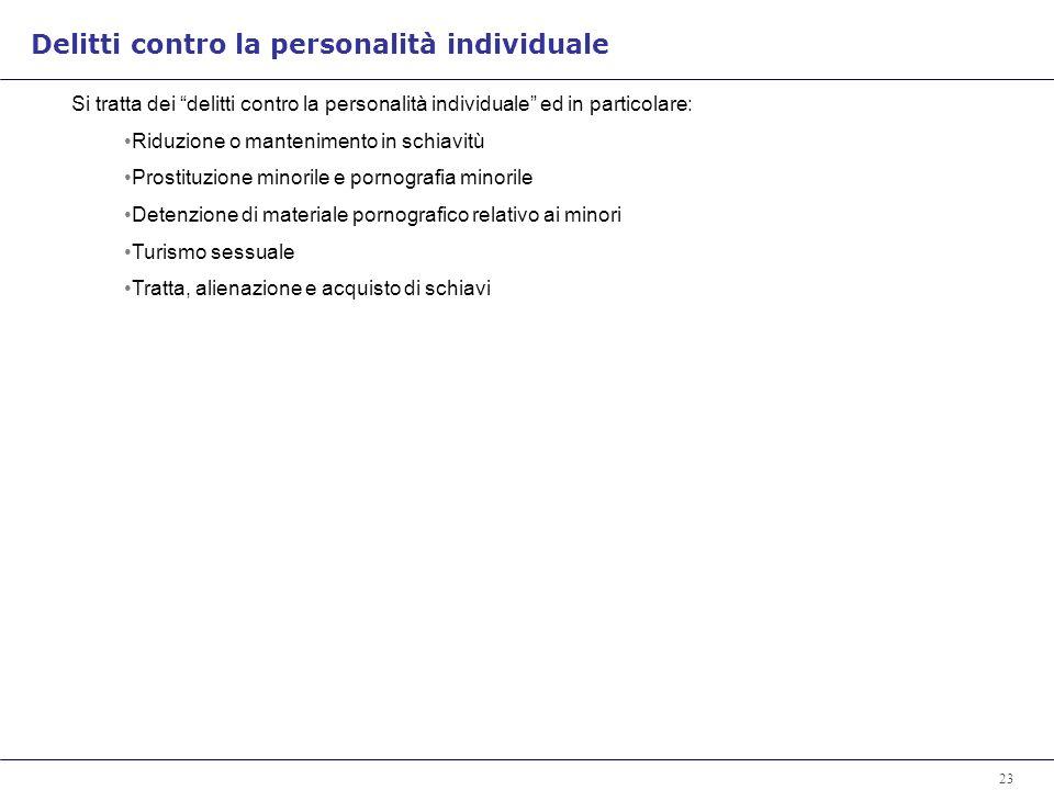 24 Si tratta di reati previsti nel Testo Unico della Finanza (TUF) che possono avere unincidenza rilevante sullandamento del mercato ed in particolare: Abuso di informazioni privilegiate (art.