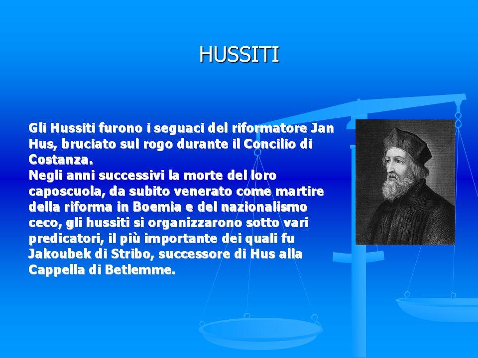HUSSITI