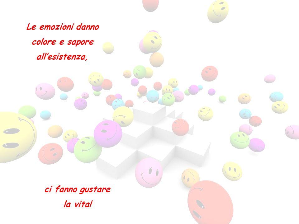 La gioia è unemozione positiva.Proviamo un senso generale di benessere, di soddisfazione.