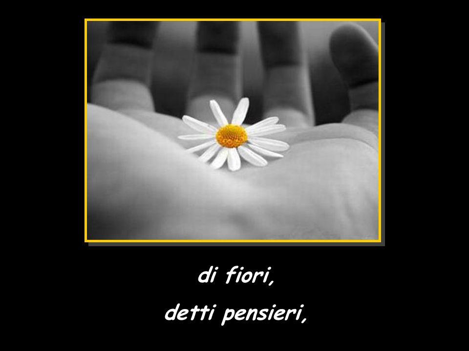 Il cuore è irrigidito i piedi vanno come automi per unarida via indifferenti ormai.