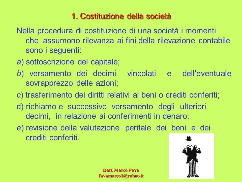 Dott.Marco Fava favamarco1@yahoo.it 1.