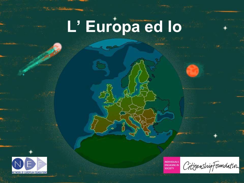 L Europa ed Io