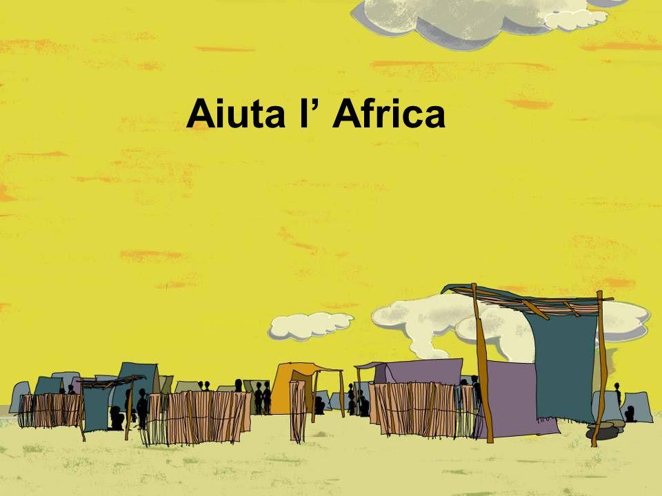 Aiuta l Africa
