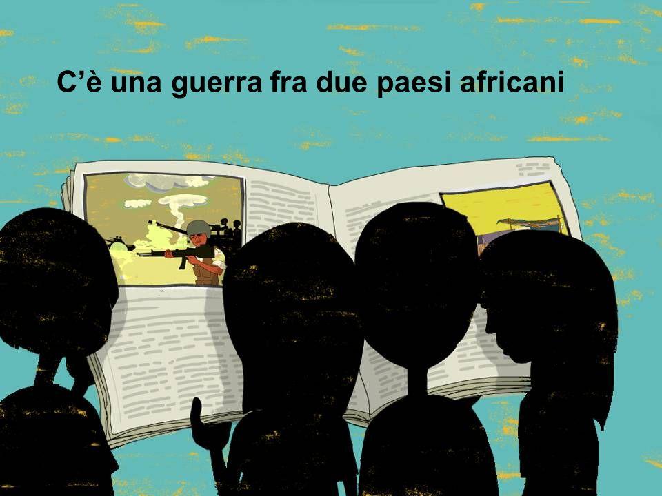 Cè una guerra fra due paesi africani