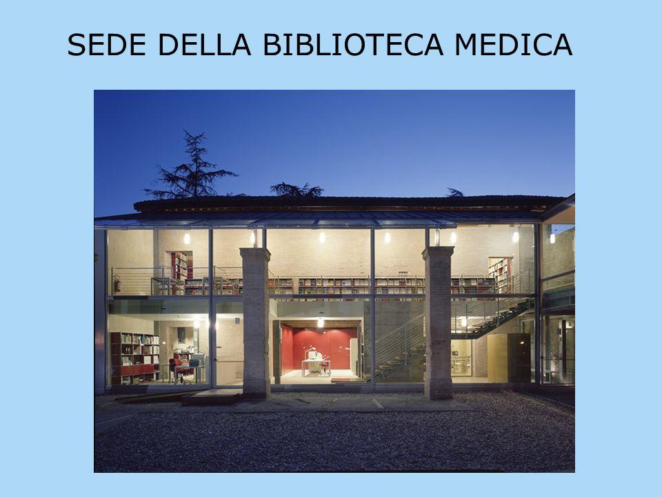 SEDE DELLA BIBLIOTECA MEDICA ASMN