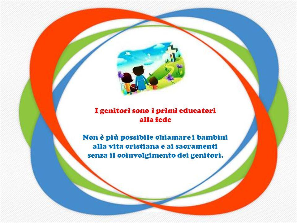 Il coinvolgimento dei genitori al catechismo dei figli è una scelta importante della Chiesa italiana. Non è facile però riuscirci ed alcune comunità p
