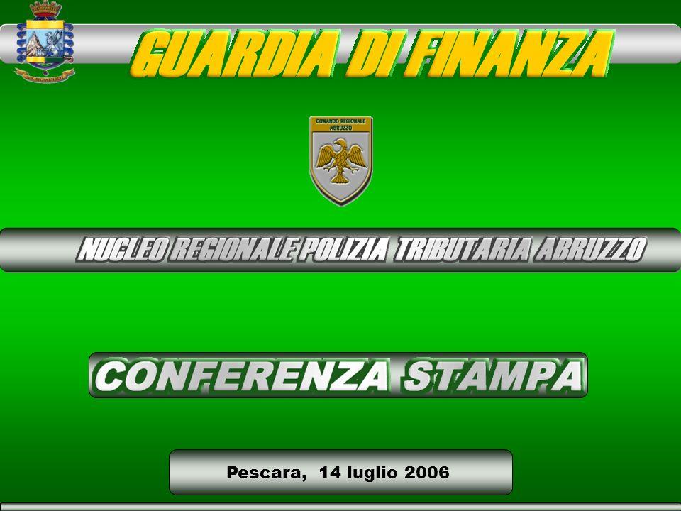 Pescara, 14 luglio 2006