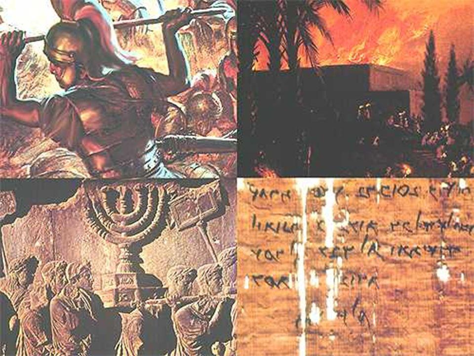 Un bassorilievo, cioè una storia incisa su pietra, la storia leggendaria di bar Kokba.