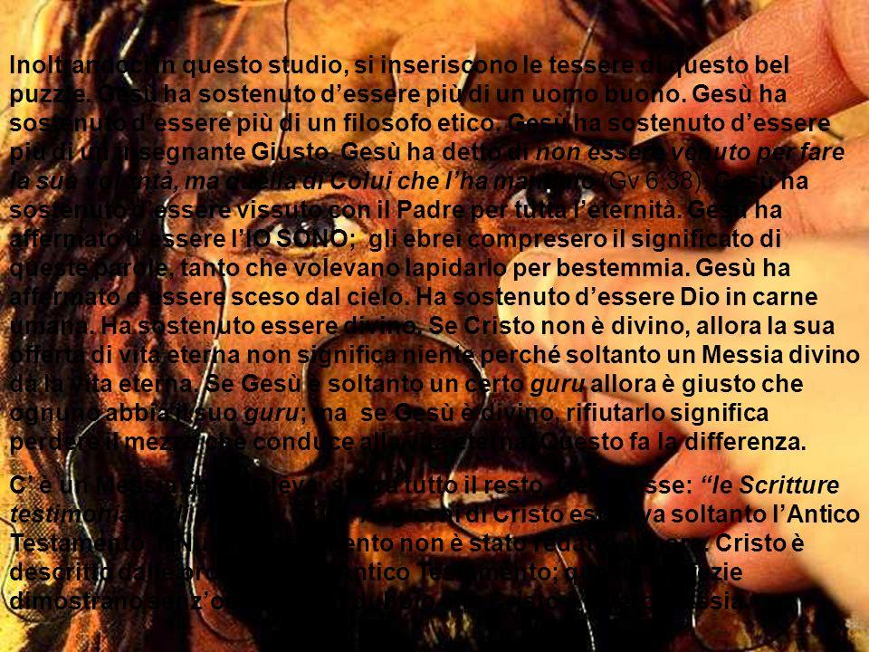 Gesù Cristo è lo stesso ieri, oggi e in eterno. Ebrei 13:8