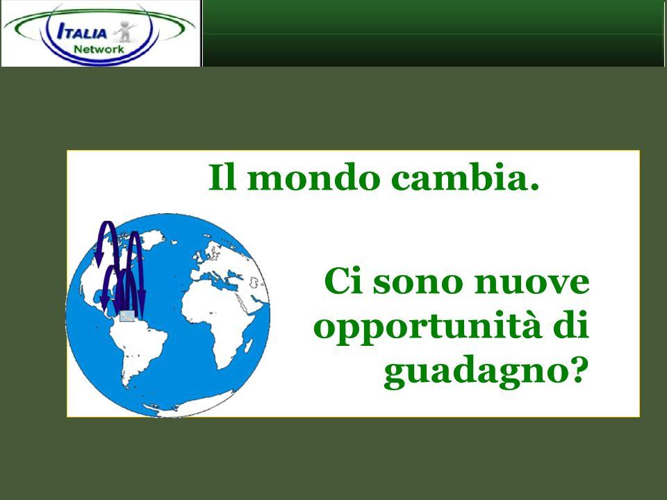 Come si guadagna in Italia Network 1 – Vendita diretta: con la tessera ItaliaNetwork, si conoscono aziende che vendono prodotti e/o servizi.