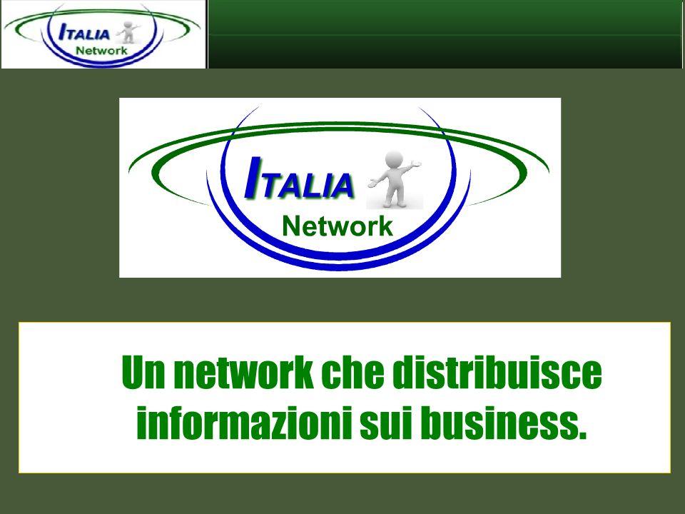 Come funziona Italia Network.Come si guadagna con Italia Network.
