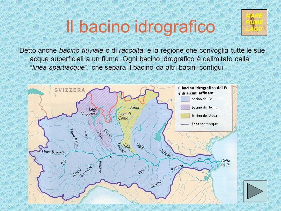 Andamento annuale della portata dacqua di un fiume. Variazione della quantità dacqua trasportata dal fiume in un anno. Regime annuale del fiume ADIGE