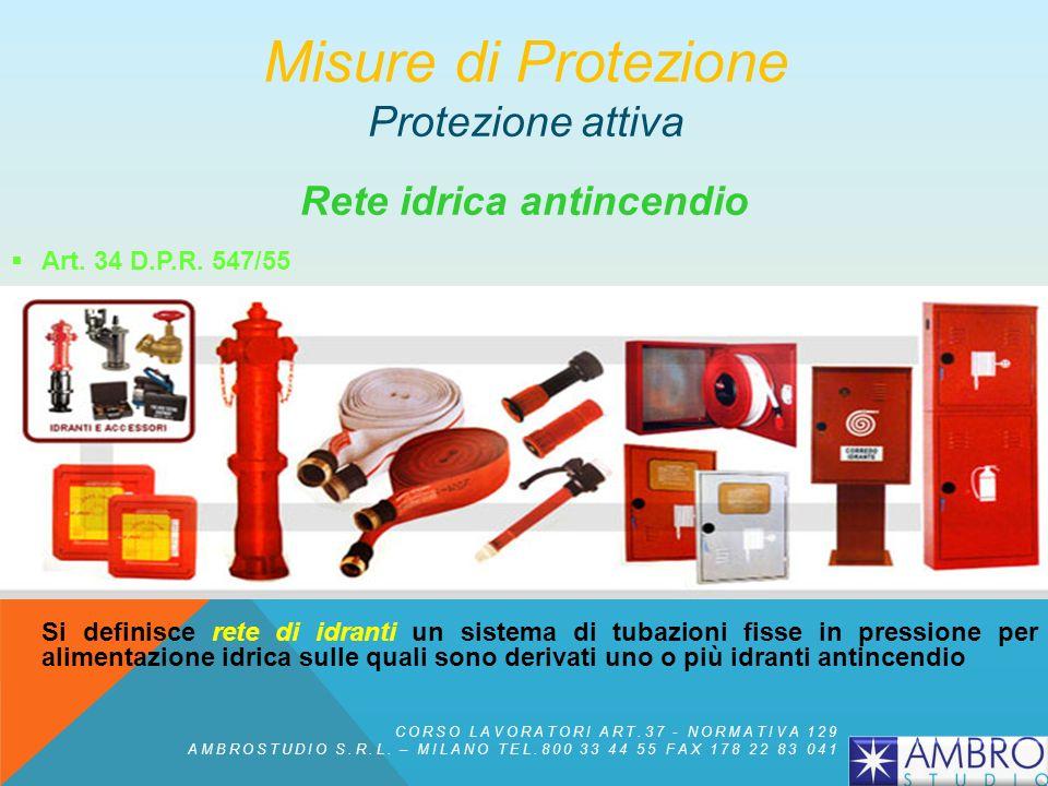 Estintori – Controllo Il controllo dei mezzi di estinzione consiste in una misura di prevenzione atta a verificare, con frequenza almeno semestrale, l