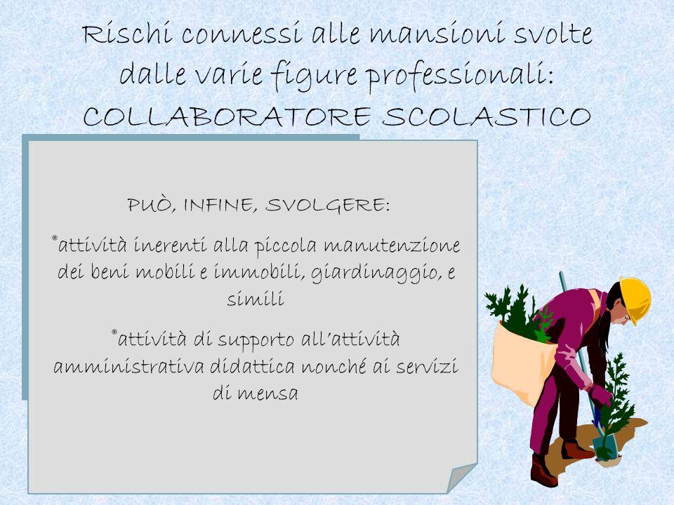 IL RISCHIO BIOLOGICO Lambiente sociale in cui si lavora espone il personale a rischi biologici estremamente elevati.