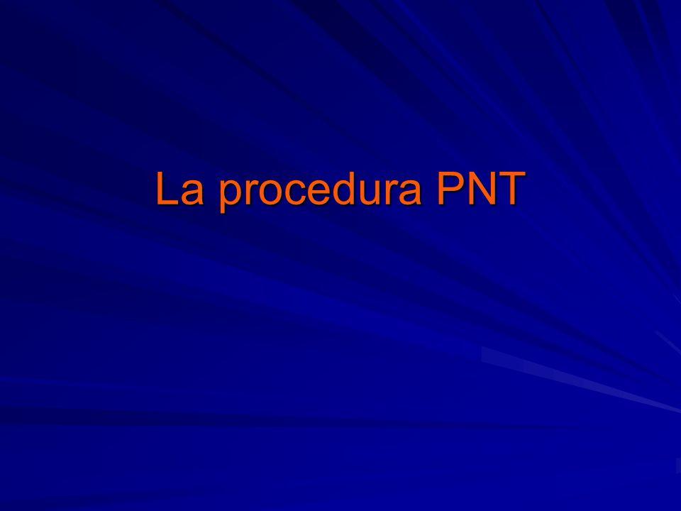 Risultati Riduzione del CBT dopo PNT (p<0.05 % ) a 1000 µm dallo sperone sclerale 2500 2000 1500 1000 sperone sclerale
