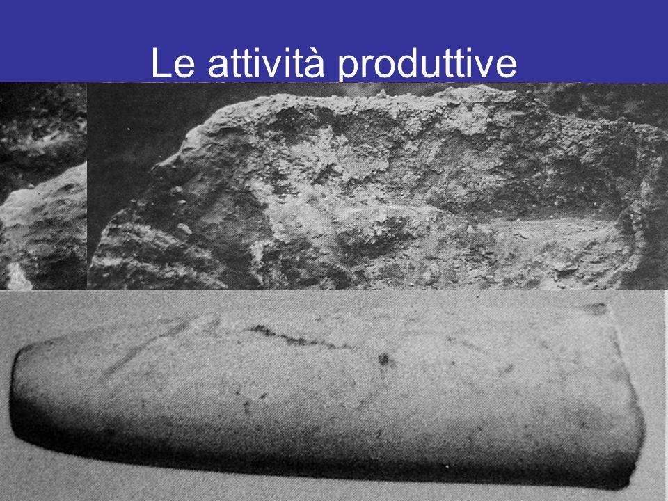 Le attività produttive