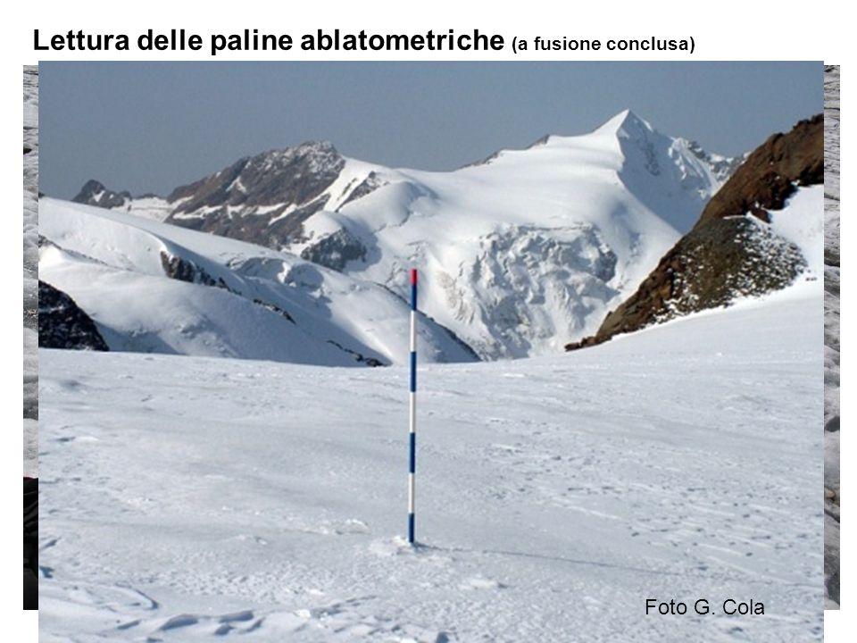 CAMPAGNA GLACIOLOGICA SGL Suddivisione dei Ghiacciai Ghiacciai Campione CGI 34 ghiacciai SGL 15 ghiacciai + Ghiacciai a rotazione 196 ghiacciai e glacionevati 111 forme glaciali minori ogni quanto devono essere monitorati .