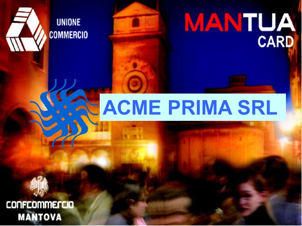 ACME PRIMA SRL