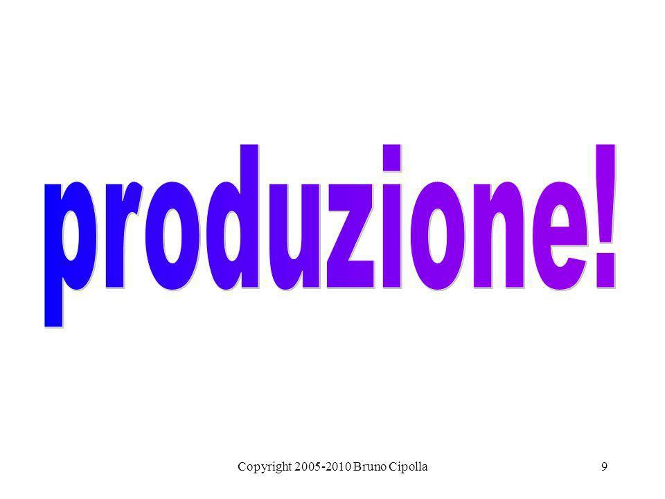 Copyright 2005-2010 Bruno Cipolla9
