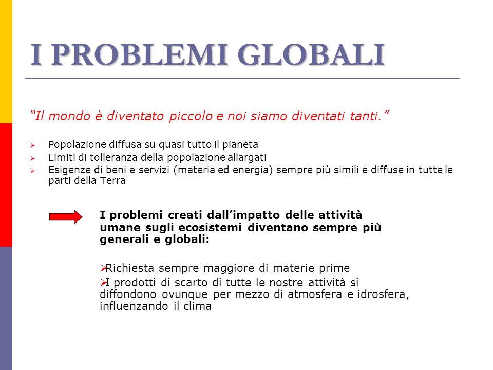 INCONVENIENTI DEI COMBUSTIBILI FOSSILI I.Limitatezza II.