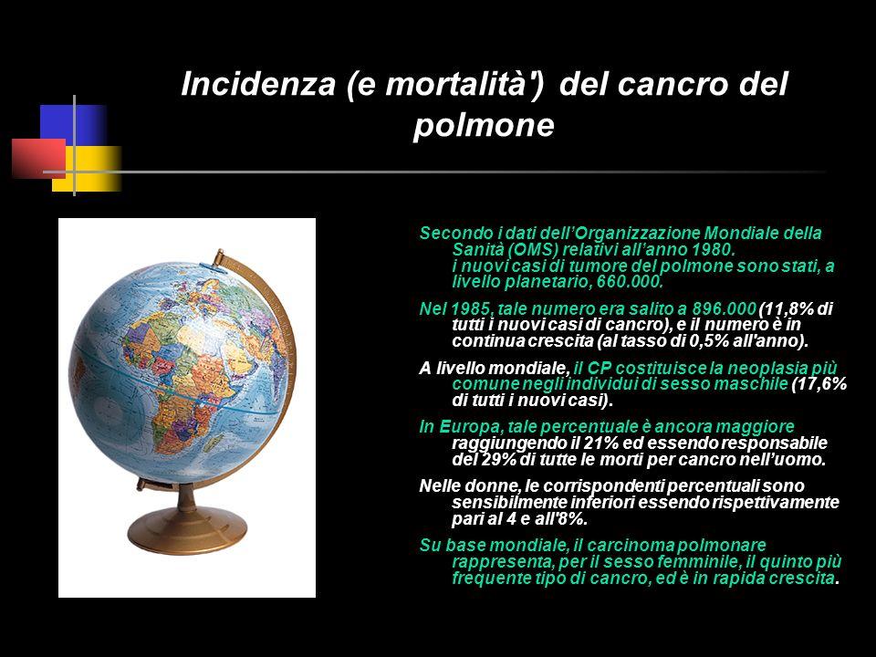 SINDROMI PARANEOPLASTICHE (S.P.N.) NEL CARCINOMA POLMONARE (1) S.P.N.