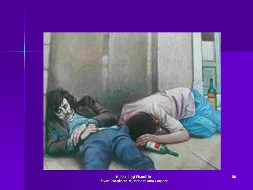 istituto Luigi Pirandello lavoro coordinato da Maria rosaria Cagnazzi 58