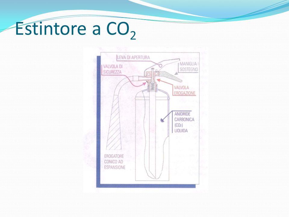 Estintore a CO 2