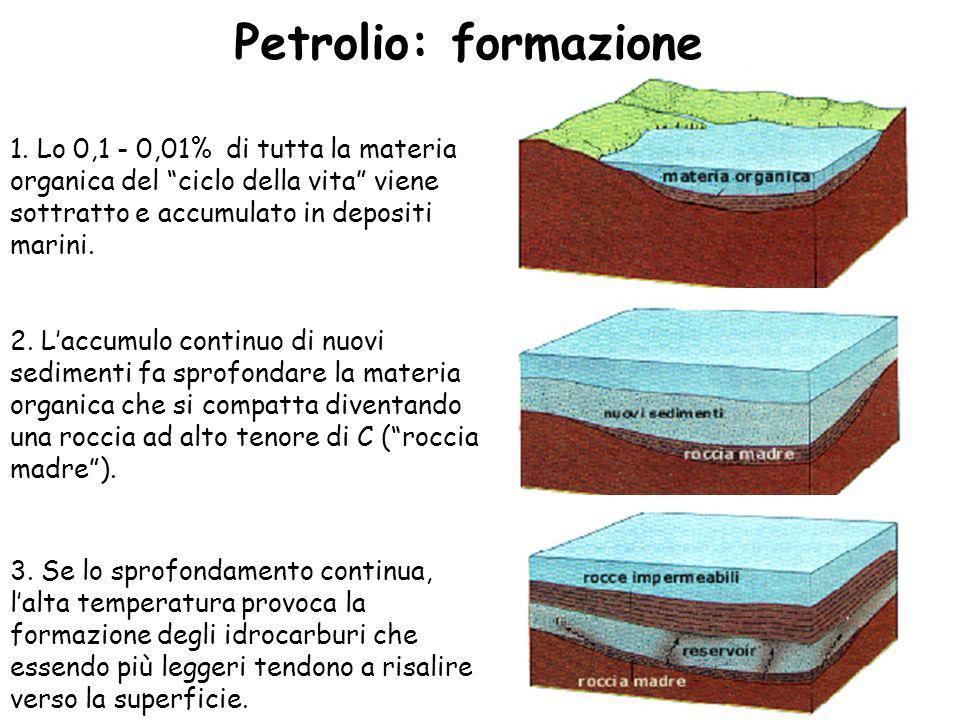 Fertilizzanti Servono 50 litri di energia fossile per restituire l equivalente di un anno di fertilità perduta ad un ettaro di terreno.