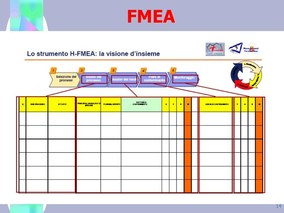 14 FMEA