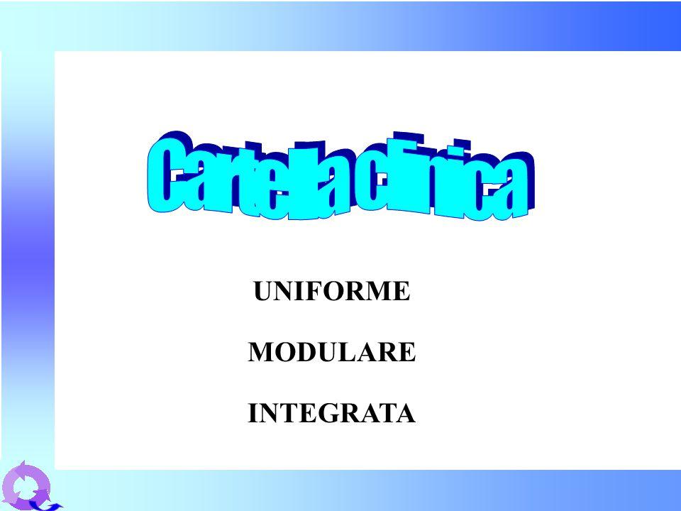 UNIFORME MODULARE INTEGRATA
