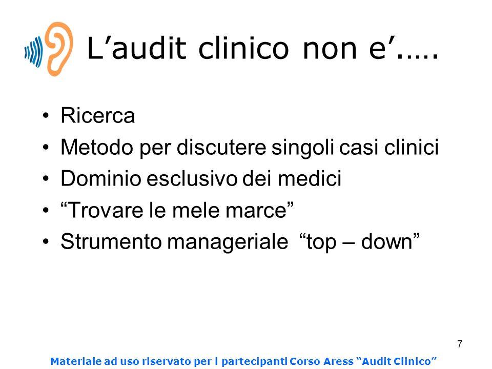 7 Laudit clinico non e.….