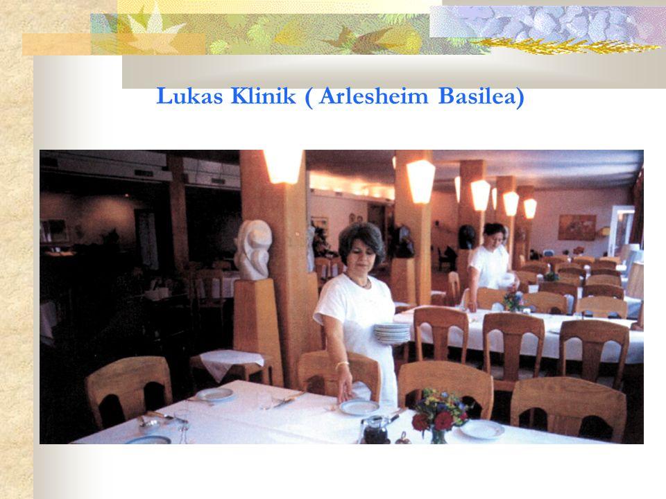 Lukas Klinik ( Arlesheim Basilea)