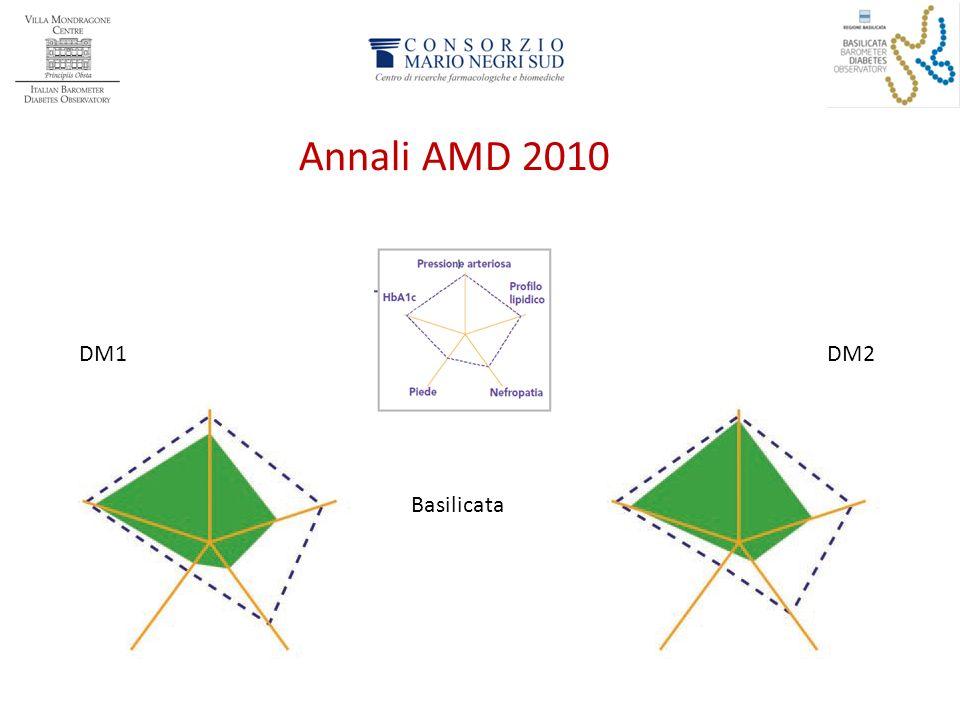 Basilicata DM1DM2 Annali AMD 2010