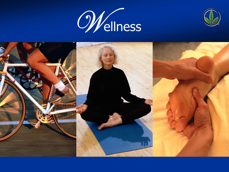 WELLNESS W ellness