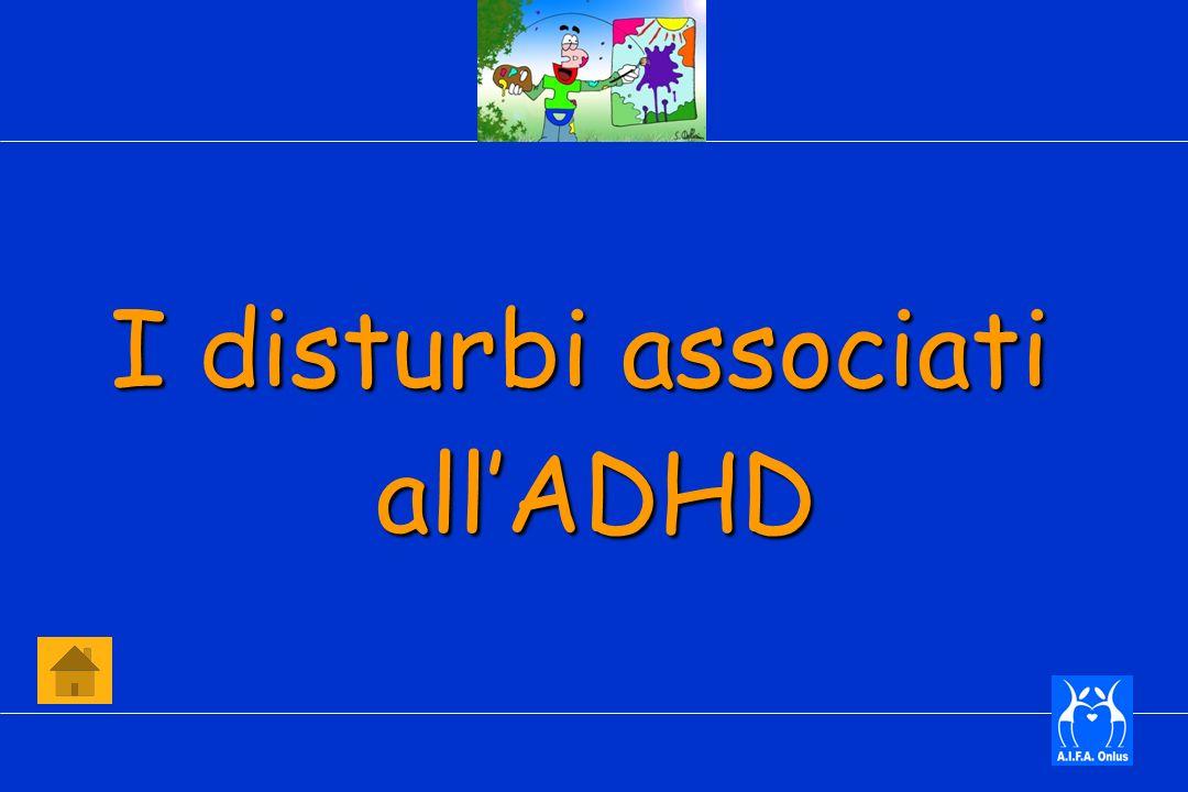 I disturbi associati allADHD