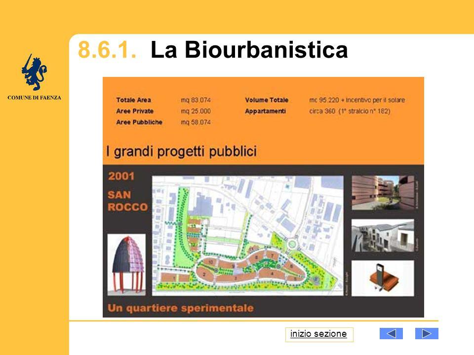 8.6.1. La Biourbanistica inizio sezione