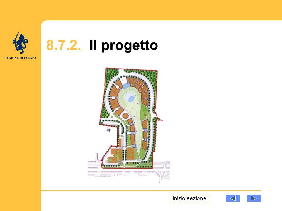 8.7.2. Il progetto inizio sezione