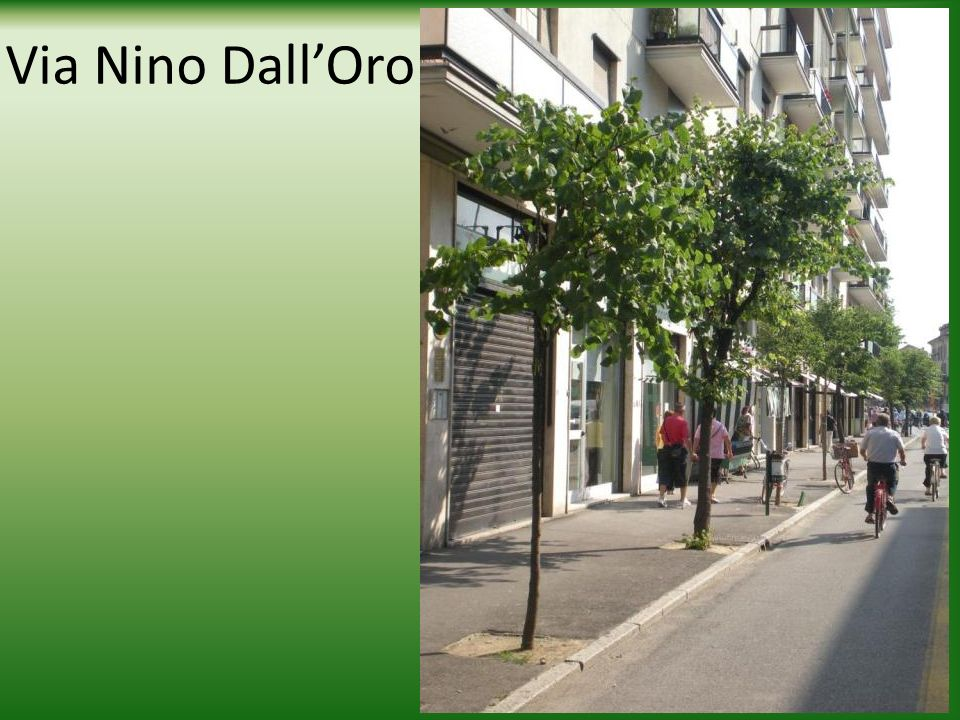 Via Nino DallOro