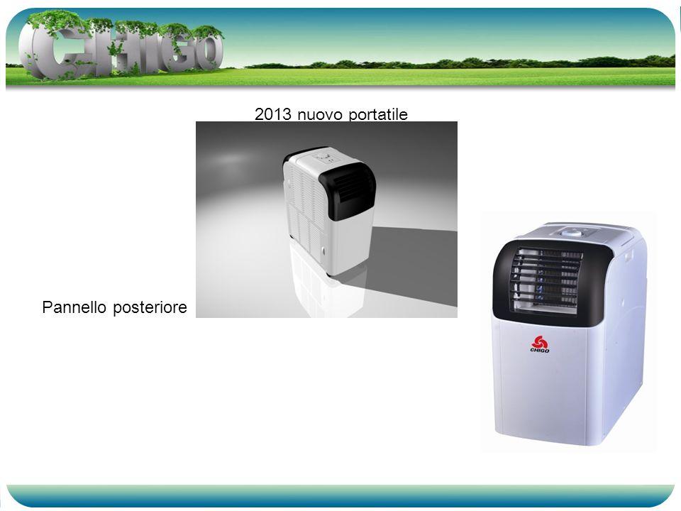 2013 nuovo portatile Pannello posteriore