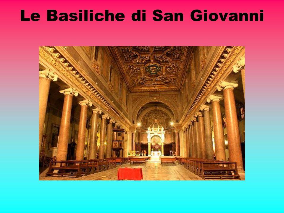 La basilica di Santa Maria Maggiore, conosciuta anche come Santa Maria della neve, Basilica liberiana(dal nome del tradizionale fondatore, papa Liberi