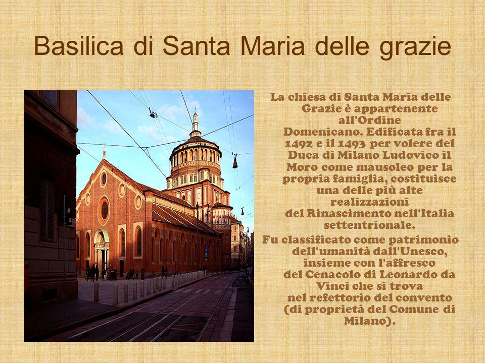 La basilica di SantAmbrogio La basilica di Sant'Ambrogio, il cui nome completo è Basilica Romana Minore Collegiata Abbaziale Prepositurale di Sant'Amb